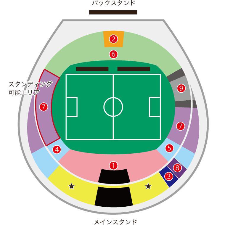 コンサドーレ札幌チケット座席価格