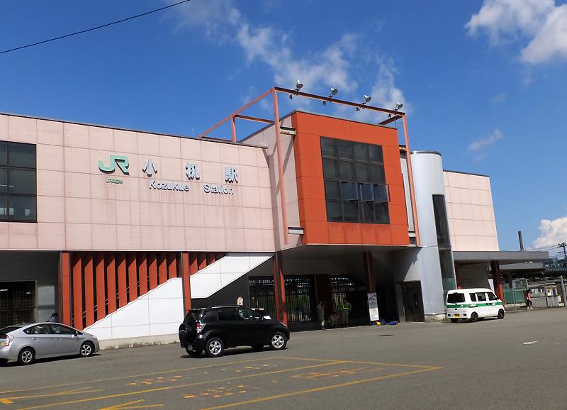 小机駅周辺駐車場