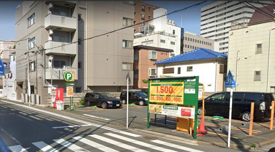 リパーク横浜楠町駐車場