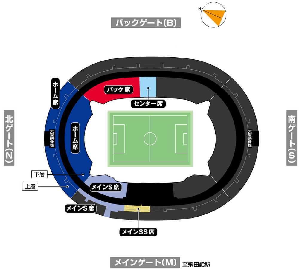 FC東京チケット