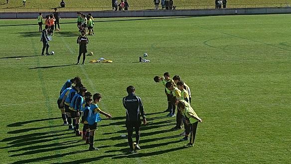 リベルタサッカースクール大会